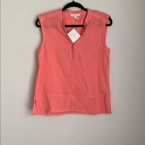 BEACHLUNCHLOUNGE   coral gemma top